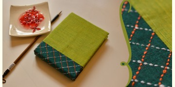 भाव ☙  Handmade Paper Diary ☙ 12 { 6 X 4.5 in }