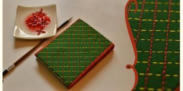 भाव ☙  Handmade Paper Diary ☙ 14 { 6 X 4.5 in }