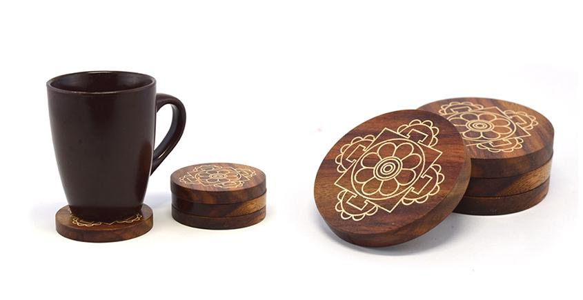 Mandala Coasters ~ 19