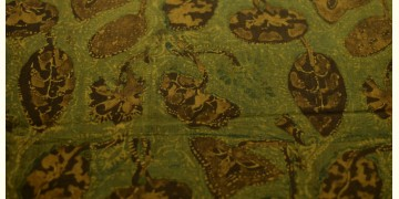 Ajrakh . Natural Color Mulmul Fabric ~ 24 { Per meter }