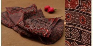 Autumns can wait ❋ Kota Cotton Ajrakh Dupatta { 12 }