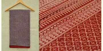Samāyukta ✻ Jawariya . Block Printed . Cotton Saree ✻ 18