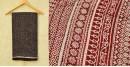 Samāyukta ✻ Jawariya . Block Printed . Cotton Saree ✻ 1