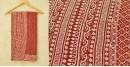 Samāyukta ✻ Jawariya . Block Printed . Cotton Saree ✻ 10