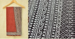 Samāyukta ✻ Jawariya . Block Printed . Cotton Saree ✻ 5