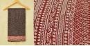 Samāyukta ✻ Jawariya . Block Printed . Cotton Saree ✻ 11