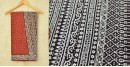 Samāyukta ✻ Jawariya . Block Printed . Cotton Saree ✻ 5
