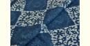 अश्विन ✻ Indigo Dabu ✻ Cotton Saree - 12