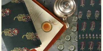 Of Tea Stains & Memories✑ Nandna Saree { Natural Color } ✑18