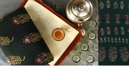 Of Tea Stains & Memories✑ Nandna Saree { Natural Color } ✑5