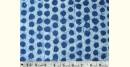 Indigo Dabu Print fabric ~ 4 (per meter)
