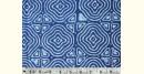 Indigo Dabu Print fabric ~ 2 (per meter)