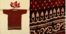 Jawariya . Block printed . T-shirt ~  { For Kids }