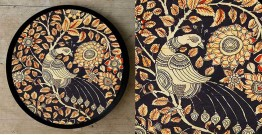 Art for Desserts ☘ Hand painted 'Kalamkari' Wall Plate ☘ 19