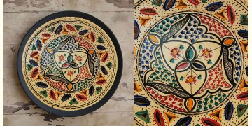 सजावट ❦ Hand Painted Turkish Wall Plate ❦ 17