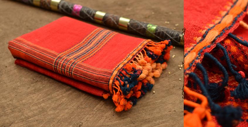 From the grasslands ❅ Woolen shawl { ट }