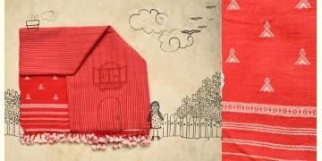 Skyfall ❆ Handwoven Woolen Stole ❆ 7