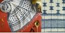 ओदन   Odan ✥ Handwoven ✥ Kala Cotton Stole ✥ 8