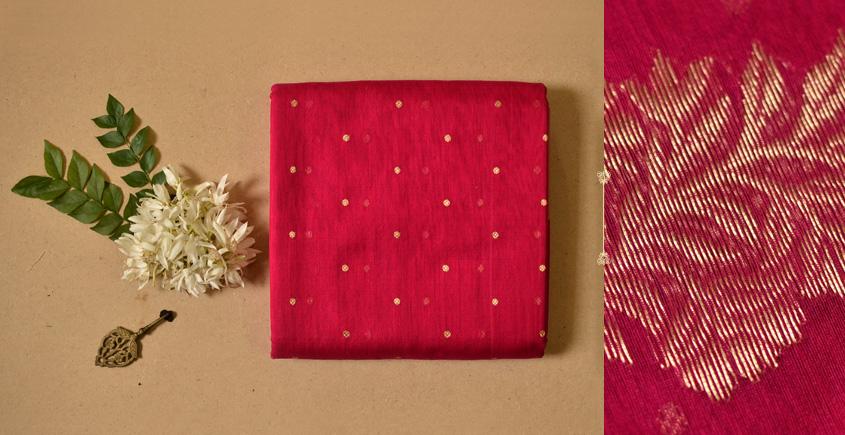 रम्या ⚘ Chanderi Silk Saree ⚘ 12
