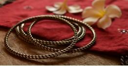 Kanupriya ~ White Metal Vintage Jewelry  (Single piece ) { 5 }