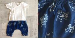 Block Printed . Organic Cotton . Kids Garment ★ 8