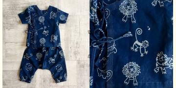 Block Printed . Organic Cotton . Kids Garment ★ 9