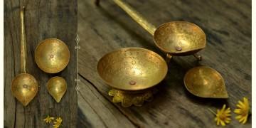 पीतल. Brass ~ Diya - A