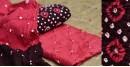 रंग बिरंगी ~ Bandhani - Cotton Dress Material -=❈( 1 )❈=-