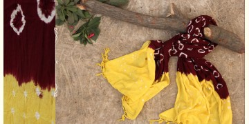 They Sing Summer ❈ Bandhani Cotton Dupatta ❈ { 13 }