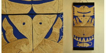 Jute Wall Art ~ Ganesha { Design 1 }