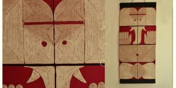 Jute Wall Art ~ Ganesha { Design 8 }