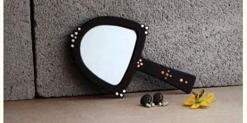 Bejewel Hand Mirror -{ Arch }- 1