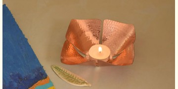 ताम्र ✤ Foliole Tea Light