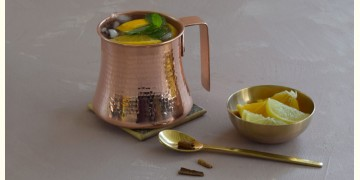 ताम्र ✤ Arched Mule Mug { Single Piece }