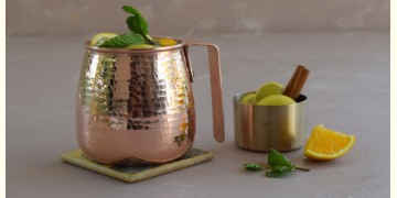 ताम्र ✤ Stout Mule Mug { Single Piece }