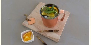 ताम्र ✤ Hearty Mule Mug { Single Piece }