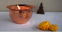 ताम्र ✤ Folklore Tea lights