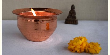 ताम्र ✤ Folklore Tea lights