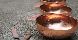 ताम्र ✤ Circular Nut Bowl