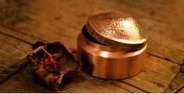Courtyard ⚛ Jaipuri Pure Copper Prasadam Degchi ⚛ 4