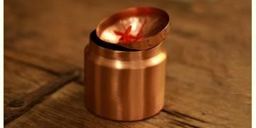 Courtyard ⚛ Jaipuri Pure Copper Prasadam Martaban ( Small ) ⚛ 6