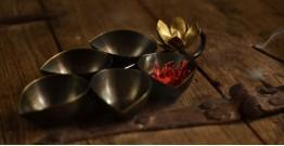 Courtyard ⚛ Ganga Panchbhuti Antique Brass ⚛ 20