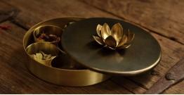 Courtyard ⚛ Ganaga Antique Brass Samagridan ⚛ 26