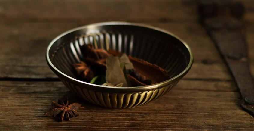 Courtyard ⚛ Chatra Serving Bowl ⚛ 41
