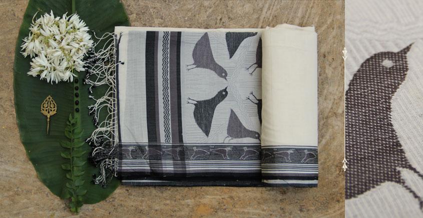 Brinda ❂ Organic Cotton Saree  ❂  18