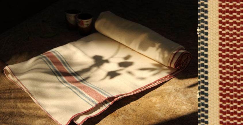 Brinda ❂ Organic Cotton Blanket  ❂  01