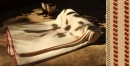 Brinda ❂ Organic Cotton Blanket  ❂  02