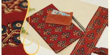 { Diary -A4 } or { Diary -A4 + Bag + Wallet } ~ 1