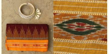 केतकी . Ketki ❇ Odisha Handwoven Saree ❇ 6