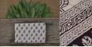 धरा ❋ Cotton Bagh ❋ Block Printed Saree ~ 22